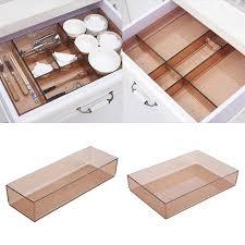 küche schublade organizer teiler aufbewahrungsbox für küche
