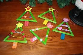 Christmas Arts And Crafts Ideas For Toddlers