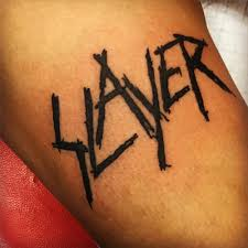 Slayer Tattoos Slayer