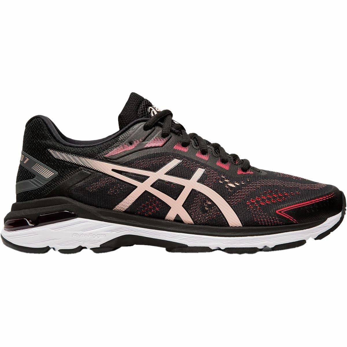 Asics GT-2000 7 Running Shoe - Women's Black/Breeze, 8.5