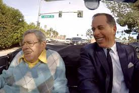 Jerry Lewis Coffee Episode To Hit Netflix Fatherly Vibe At One Night The Unaired Of Seinfelds Comedians In Cars Getting