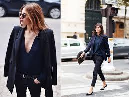 3 reasons you need a navy blazer julianne