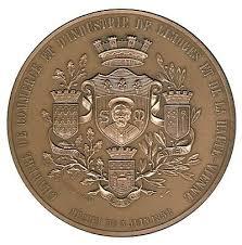 chambre du commerce limoges medailles jetons limoges commemoration