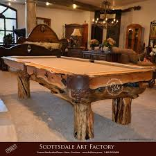 Cheap Rustic Pool Tables Table Interesting Decoration Landscape At Used