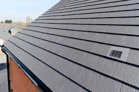 roof tile concrete slate look large riven edgemere