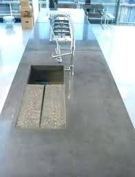 plan de travail cuisine béton ciré plan de travail beton hopehousebabieshome info
