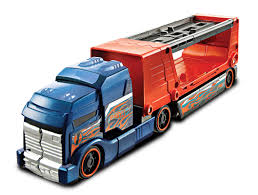 Hot Wheels® Crashin' Big Rig - Vehicle Transporter - Shop Hot Wheels ... Hot Wheels Trackin Trucks Speed Hauler Toy Review Youtube Stunt Go Truck Mattel Employee 1999 Christmas Car 56 Ford Panel Monster Jam 124 Diecast Vehicle Assorted Big W 2016 Hualinator Tow Truck End 2172018 515 Am Mega Gotta Ckc09 Blocks Bloks Baja Bone Shaker Rad Newsletter Dairy Delivery 58mm 2012 With Giant Grave Digger Trend Legends This History Of The Walmart Exclusive Pickup Series Is A Must And