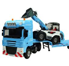 100 Skid Truck Amazoncom Happy Cherry 150 Scale Equipment Alloy Trailer Moveable