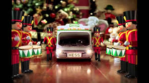 1998 Hess Toy Truck Commercial - YouTube
