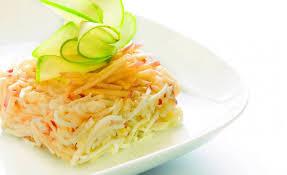 cuisiner celeri de céleri et pomme par école de cuisine alain ducasse