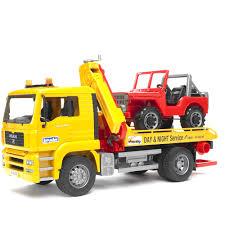Tosyen.com | Bruder Toys 2750 - MAN TGA Breakdown-truck With Cross ...