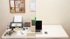 cache fil bureau comment notre bureau a changé au fil du temps avant nous avions