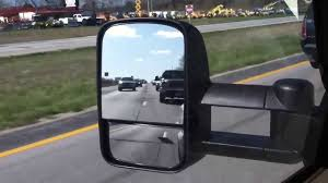 How A Towing Mirror Works - Ogden Tow, Best Tow Truck With Lowest ... 19992007 Ford F350 Super Duty Side Mirror Upgrade How A Towing Works Ogden Tow Best Tow Truck With Lowest 9907 F234f550 0105 Excursion Manual Left Right Pair Set Of 2 For Dodge Ram 1500 2001 Mirrors Of On 92 96 Body 0814 F150 Pickup Truck Power Heated 2015 Chevy Silverado 62l V8 This Just In Video The Fast Cipa Universal 11960 Camping World Signal Gmc Chevrolet High Country Hd Is It Gm Authority