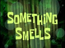 That Sinking Feeling Spongebob Transcript by Something Smells Transcript Encyclopedia Spongebobia Fandom