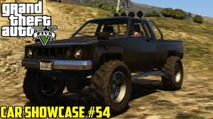100 Toyota Truck Wiki GTA V Karin Rebel Hilux Car Showcase 54 YouTube