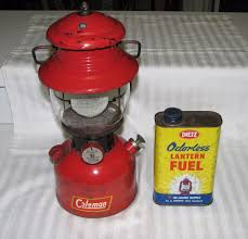 Gas Light Mantles Canada by Vintage February 1952 Red Coleman 200a Gas Lantern Camping Hunting