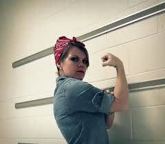 Rosie The Riveter Halloween Tutorial by 13 Best Rosie The Riveter Gear Images On Pinterest Rosie The