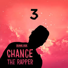 OCChance The Rapper Coloring Book