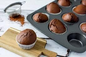 gesündere schoko muffins