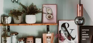 kleine küche neu gestalten rosegold marble