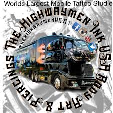 The Highwaymen USA Ink - Mobile Unit - Home | Facebook Tattoos Semi Truck Trucking Pictures Draw Pinterest Nthnwionsincnivalwkerforearmclowntattooschippewa Semi Truck Designs 60 Tattoos For Vintage And Clipart Of Santa Driving A Christmas Big Rig Royalty Free Truck Tattoo Laitmercom Clipart Big Pencil In Color Cartoon Drawings Trucks File 3 Vecrcartoonsemitruck Hello Wip One More Session On This Amazoncom Tattify Traditional Flower Temporary Tattoo Twin Rose