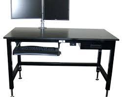 Glass Corner Desk Office Depot by Endearing Pictures Roller Door Desk Riveting Diy Standing Desk