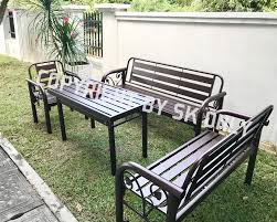 Outdoor Furniture Bench Chair Set /Garden Set/Metal Chair Set/Table  Set/Garden Furniture/Garden Seating Table Chair/Long Bench/Metal Long Bench  ... Brompton Metal Garden Rectangular Set Fniture Compare 56 Bistro Black Wrought Iron Cafe Table And Chairs Pana Outdoors With 2 Pcs Cast Alinium Tulip White Vintage Patio Ding Buy Tables Chairsmetal Gardenfniture Italian Terrace Fniture Archives John Lewis Partners Ala Mesh 6seater And Bronze Home Hartman Outdoor Products Uk Our Pick Of The Best Ideal Royal River Oak 7piece Padded Sling Darwin Metal 6 Seat Garden Ding Set