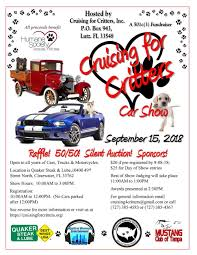 Cruising For Critters Car Show - ABC Animal Based Charities Animal ... Soundwaves Of Tampa Home Facebook La Boutique Mobile Fashion Truck In Fl Youtube Intertional Used Truck Center Of Indianapolis Intertional Used A Boutique With A Chic Flowery Exterior Complete From Discounts On Ford F 150 Extended Cab Bay Vehicle Wraps Car Trucks Van More Food Truck Wikipedia Nissan Frontier Parts 4 Wheel Coverage The 75 Chrome Shop Show April 2017 Updated 82017 Accsories Central Florida Lakeland White F150 Ladder Rack Topperking Sears Is Closing Its University Mall Store
