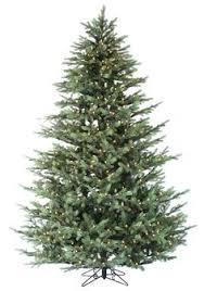 Fraser Fir Artificial Christmas Tree Sale by Full Width Fraser Fir Artificial Christmas Trees With Easy Plug