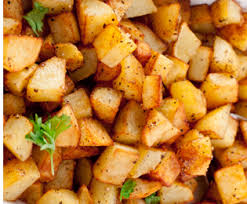 Chili Spiced Home Fries