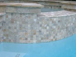 onyx 2 x 2 mosaic tiles by zen paradise inc pool