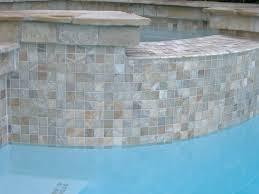 pool accent tiles pool remodel pinterest swimming pool