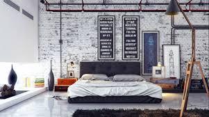 15 Industrial Bedroom Designs