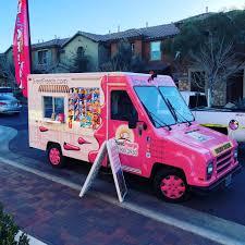 100 Ice Cream Truck Party Street Freeze