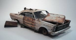 1965 Ford Galaxie 500 XL Pro Built Weathered Barn Find Junkyard ... A Civic Type R Barn Find Scene Diorama Ebay Dioramas 1969 Chevrolet Chevy Camaro Z28 Weathered Barn Find Muscle Car European Corrugated Iron Roofin 135 Scale Basic Build Part 124 Chevrolet Bel Air 1957 Code 3 Andrew Green Miniature Diorama Garage With Ford Thunderbird Convertible Westboro Speedway Model Diorama Race Car 164 Carport For Sale On Ebay Sold Youtube 1970 Oldsmobile 442 W 30 Weathered Project Car Barn Find 118 Bunch O Great Old Cars Mopar Pinterest Cars And Plastic Model Kit Weathering By Barlas Pehlivan American Retro Garage Scale