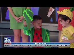 Andrea Tantaros Halloween by Fox U0026 Friends Draws Ire By Dressing Up Black Child As Watermelon