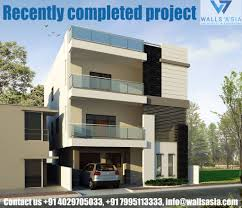 100 Architects In Hyd Recently Completed Project By Walls Asia And