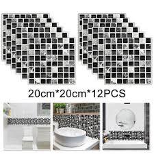 dekoration 4er set deko fliesen keramik fische badezimmer