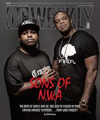 Nwa Stands For by Dna U0027 Music Project With Sons Of Nwa Hip Hop Icons Eazy E And Dr