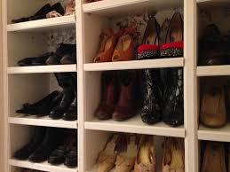 Girly Billy Shoe Closet IKEA Hackers