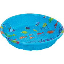 General Foam Round Poly Wading Pool