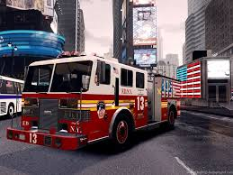 100 Gta 4 Trucks FDNY Fire GTA Modscom Grand Theft Auto Car Mods