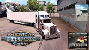 AMERICAN TRUCK SIMULATOR EP2 - NEW PROFILE - LAS VEGAS TO LOS ... Close Up Of Rig Totally Rad Video Game Truck Laser Tag Parties Photo And Inland Empire Fontana Mirrormehats Gallery Levelup Check Out Httpthrilonwheelsgametruckcom For Los Angeles Game Best Taco Trucks In Cbs Gametruck La South Bay Games Lasertag Party Embark Selfdriving Truck Drives To Jacksonville Before After Collision Repairs Orange County Rv Img_201705_144558893