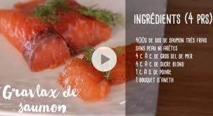 comment cuisiner un pavé de saumon astuce cuisson pavé de saumon vidéo gourmand