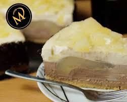 baileys schoko birnen torte no bake cake