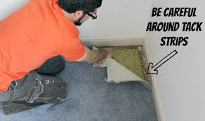 Long Floor Staple Remover by How To Remove Old Carpet Without Breaking Your Back