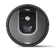 Roomba For Hardwood Floors Pet Hair by Irobot Roomba 960 Wi Fi Vacuuming Robot R960020