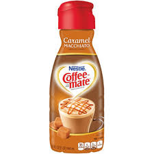 Pumpkin Spice Caramel Macchiato by Coffee Mate Caramel Macchiato Liquid Coffee Creamer 32 Fl Oz