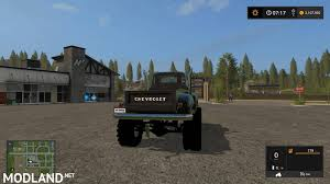 100 Truck Mudding Games 1950 Chevy 4x4 Pickup V 10 Mod Farming Simulator 17