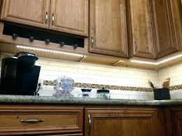 kitchen lighting led cabinet rigid aluminum cabinet